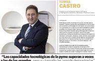 ENTREVISTA A TOMÁS CASTRO EN EL ECONOMISTA